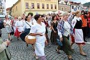 Dožínky Plzeňského kraje v Sušici