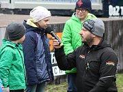 V neděli 23. dubna se v Sušici konal kvalifikační závod Timbersports.