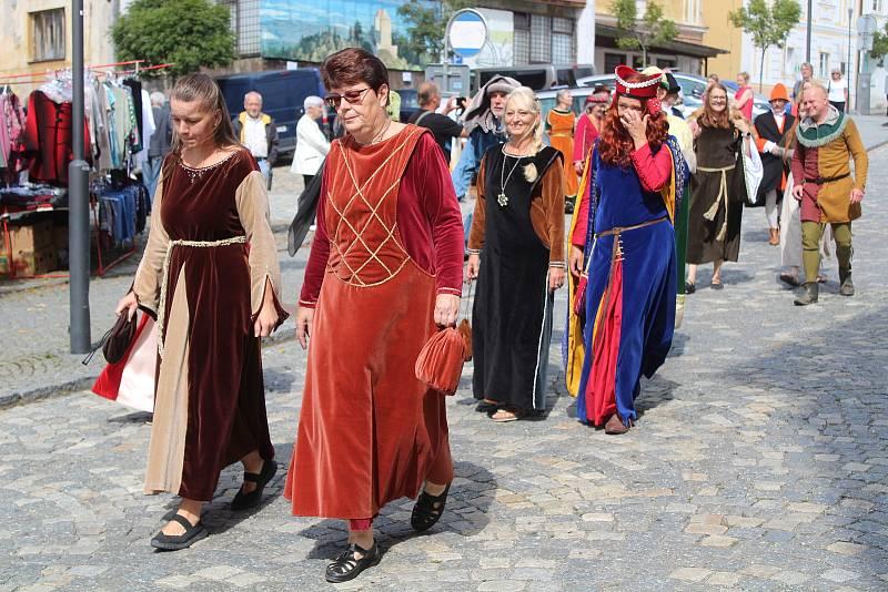 Slavnosti v Kašperských Horách 2021.