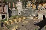 Zámek Zelená Hora má podle Martina Lukeše vypadat jako v době, kdy se tam točil film Černí baroni. Bude tam filmová expozice.