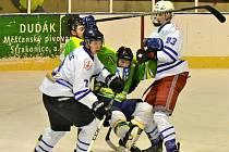 Hokejisté Lubů zachytili začátek a jsou v čele meziokresního přeboru.