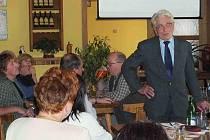Milan Daniel přednášel v Horažďovicích o Afghánistánu