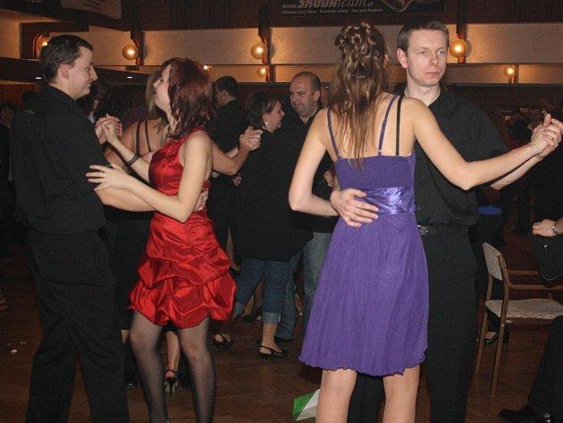 Rallye ples v Klatovech