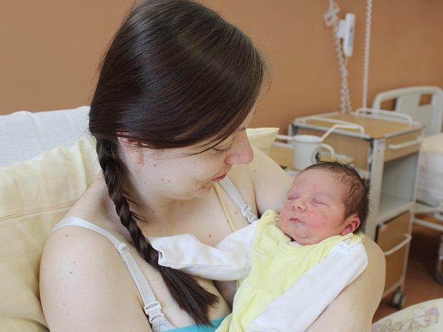 Tadeáš Kraus z Klatov (3140 g, 49 cm) uviděl světlo světa v klatovské porodnici 30. ledna v 17.34 hodin. Rodiče Alena a Roman věděli, že budou mít syna. Na brášku se doma těší Alice (6) a Kryštof (21 měs.).