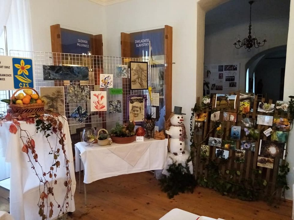 Výstava zahrádkářů v Chudenicích.