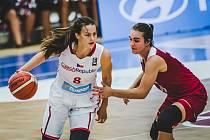 V Klatovech startuje mezinárodní turnaj basketbalistek.