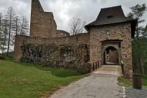Hrad Velhartice. Ilustrační