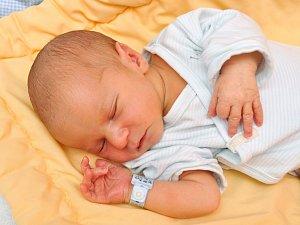 Filip Želiska z Horažďovic (3500 g) se narodil ve strakonické porodnici 26. května v 19.11 hodin. Rodiče Jitka a Jan se těšili na prvorozeného syna.