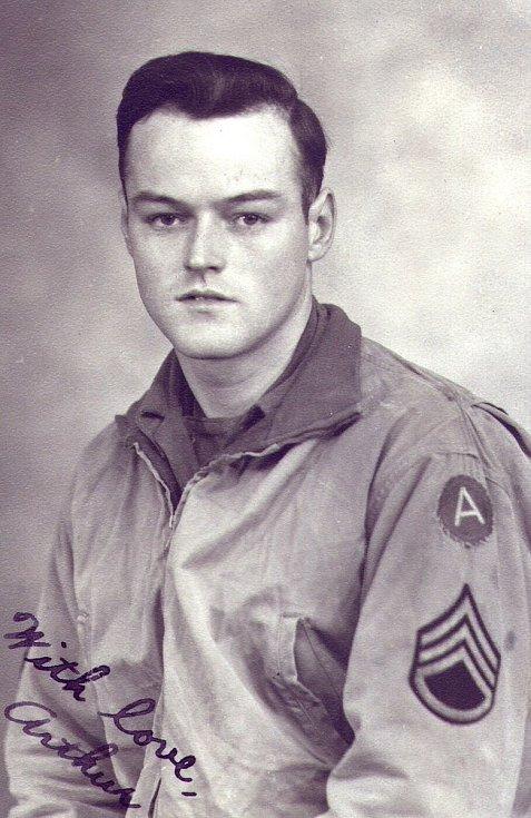 Staff Sergeant Arthur E. Boucher.