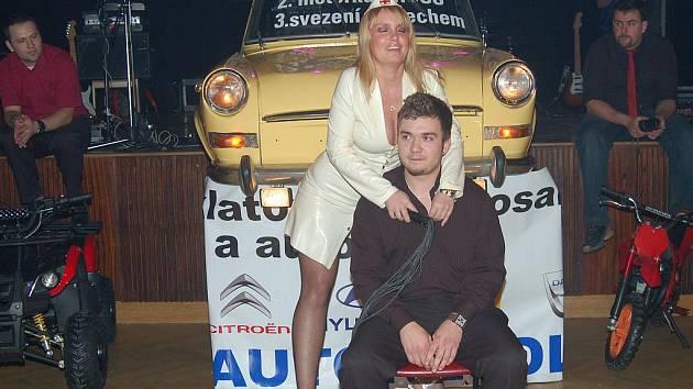 Rally ples 2011 v Klatovech