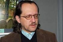 Ředitel Národního parku Šumava František Krejčí