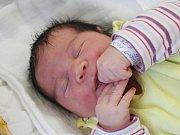 Eliška Bártlová z Nalžovských Hor (3840 g, 50 cm) se narodila v klatovské porodnici 9. května v 6.37 hodin. Rodiče Jana a Jaroslav věděli, že se jim narodí dcera. Na sestřičku se těší Liduška (15), Adámek (13), Kamilka (8), Danielka (6), Dominička (5), Ja