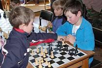 Dětský šachový turnaj Klatovská věž