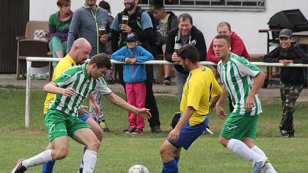 Začaly i nižší okresní fotbalové soutěže.