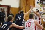 2. liga 2017/2018: 1. kolo play-off Klatovy (bílé dresy) - Rokycany
