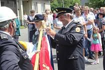 Okresní hasičská slavnost v Čejkovech