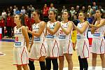 Basketbal ženy ME U20 ČR - Polsko