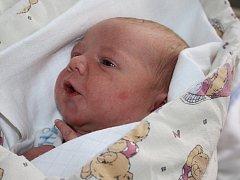 Hugo Keila ze Sušice se narodil v klatovské porodnici 27. května v 10.15 hodin. Vážil 3700 gramů a měřil 52 cm. Rodiče Jolana a František přivítali prvorozeného syna společně na porodním sále.