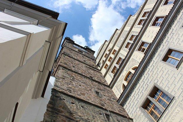 Komentované prohlídky Černé věže v Klatovech