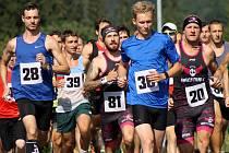 16. ročník dolanského běhu přes Vorlíky byl posledním letošním závodem Ešus ligy. Tedy až do neděle, kdy se poběží v Sušici.