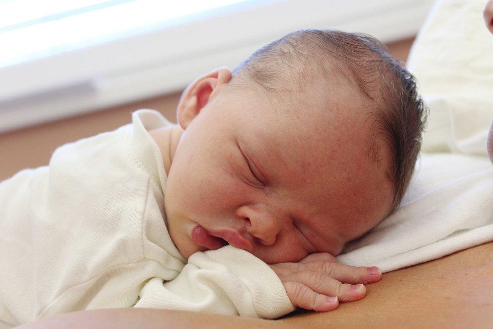 Marlen Malátová zKlatov se narodila vklatovské porodnici 24. srpna v10:41 hodin (4040 g, 54 cm). Pohlaví svého prvorozeného miminka věděli rodiče Lenka a Marek dopředu.