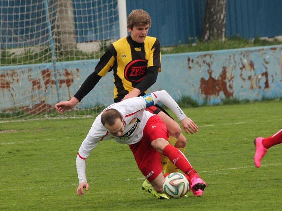 9. duben 2016: Klatovy - Milevsko 2:0.