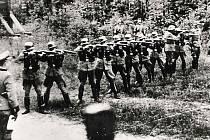 Popravy ve Spáleném lese v Klatovech
