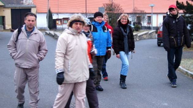 24. silvestrovský pochod na Sedlo