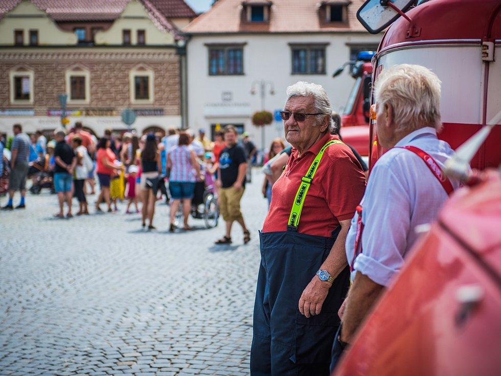 Den s hasiči v Sušici 2016.