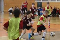 Turnaj mladších žáků pořádaný SK Klatovy 1898, jehož se zúčastnilo osm týmů.