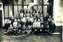 Česká škola, rok 1921.