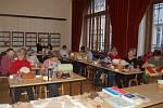 Pracovní seminář Krajkářského klubu Klatovy