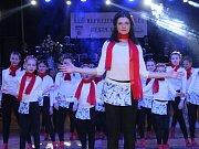 Ples města v Sušici 2017.