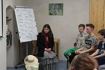 Envicentrum Proud v Horažďovicích pořádá každoročně v podbranském mlýně pobytové kurzy pro školy.