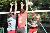 Volejbalový turnaj O pohár města Nýrska 2013.