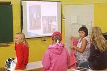 Nová interaktivní tabule v dlouhoveské škole