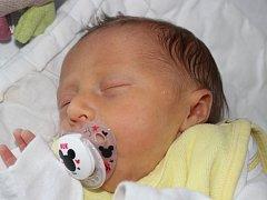 Matěj Jarušek z Domažlic (2930 g) se narodil v klatovské porodnici 3. července ve 12.08 hodin. Pro rodiče Janu a Romana bylo pohlaví jejich prvorozeného dítěte až do poslední chvíle překvapením.