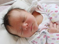 Kristýna Kollerová ze Strážova (3250 gramů, 49 cm) se narodila v klatovské porodnici 11. srpna v 17.43 hodin. Rodiče Jana a Václav věděli dopředu, že jejich prvorozené miminko bude holčička.