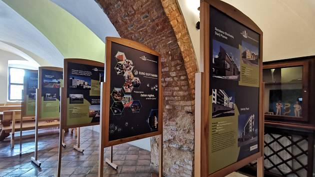 Výstava staveb Plzeňského kraje.
