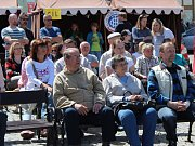 Zahájení turistické sezony v Klatovech nabídlo bohatý program.