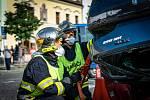 Den s hasiči v Sušici.
