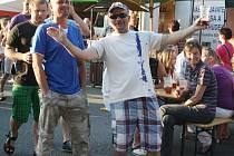 Pivní slavnosti v Klatovech 2015.