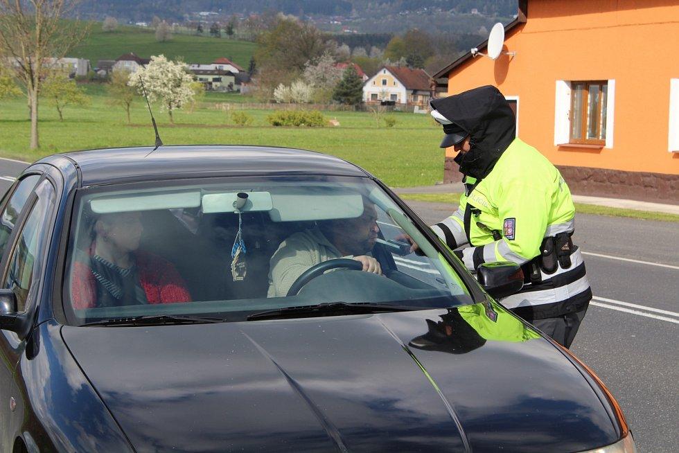 Do mezinárodní akce Speed marathon se zapojili i policisté z Klatovska.