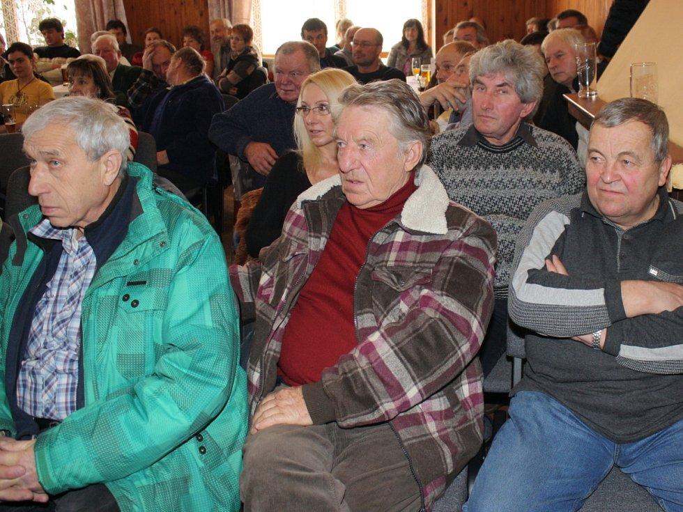 Setkání chovatelů a přátel koní Klatovska a Domažlicka v Úborsku