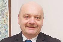 Starosta Železné Rudy Michal Šnebergr