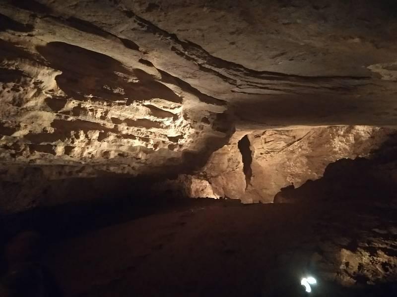 Koněpruské jeskyně.