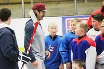 Letní hokejová škola v Klatovech