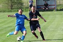 Ilustrační fotogalerie z fotbalového Klatovska.
