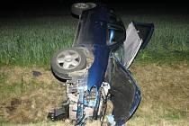 Nehoda. Ilustrační foto.