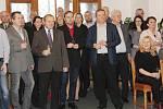 Vyhlášení provozovny roku 2017 v Klatovech.